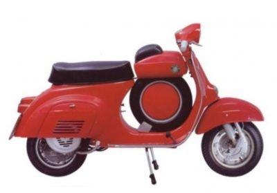 Vespa 50S.S.